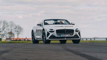 Bentley Bacalar dev - turn in