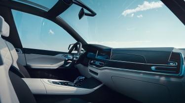 BMW X7 Concept - interior1