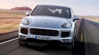 Porsche Cayenne 2014 facelift