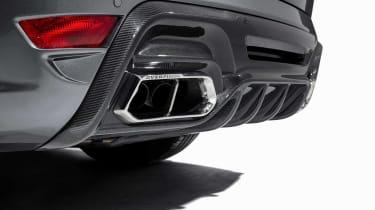 Overfinch Range Rover Sport exhaust