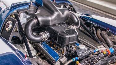 Maserati MC12 Versione Corse – engine