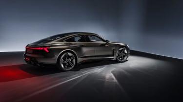 Audi E-tron GT Concept - rear