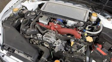 Subaru Prodrive Impreza N2009 engine