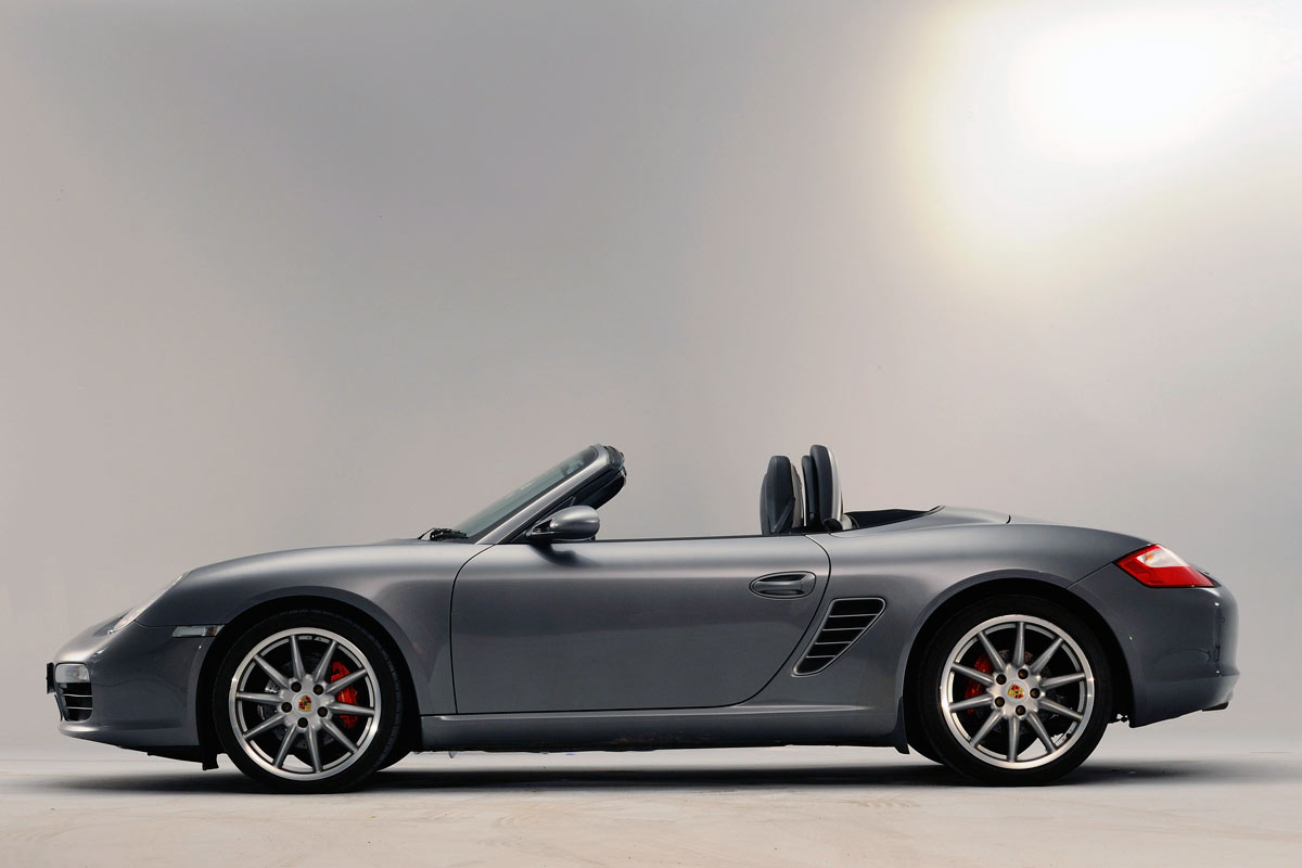 Porsche Boxster Buying Checkpoints Evo