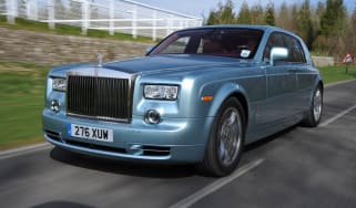Electric Rolls-Royce Phantom review
