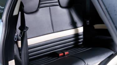 Lotus Evora leather interior