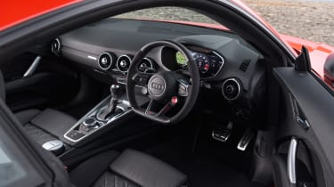 Audi TT RS Coupe – Interior