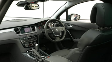Peugeot 508 2.0 HDi SR review