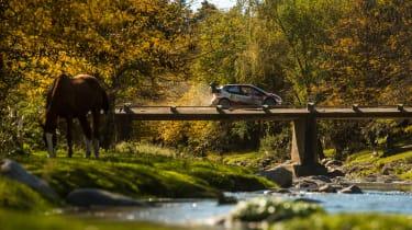 WRC R5 Argentina - Toyota
