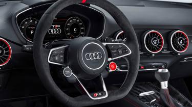 Audi performance parts - TT RS interior