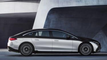 Mercedes-Benz EQS – profile