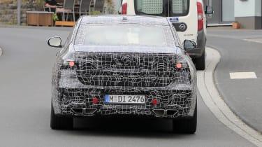 Next generation BMW 7-series spied – rear