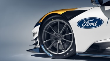 Ford GT Mk II wheels