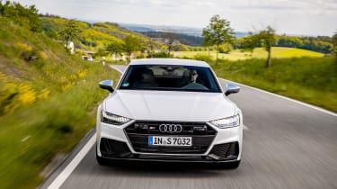 Audi S7 TDI - nose