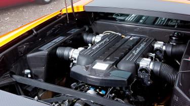Lamborghini Murcielago engine
