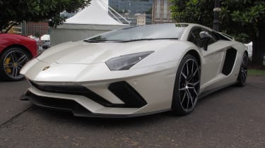 City Concours - Lamborghini Aventador S