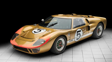 Ford Ford Auction >> Ford Gt40 Heads To Auction With 12m Estimate Evo