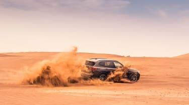 BMW X3 30d M Sport - crash