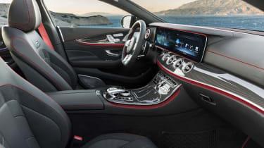 Mercedes-AMG CLS53 – interior