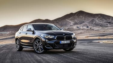 BMW X2 M35i - front static