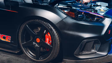 SEMA 2017 - Ford RS