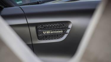 Mercedes-AMG GT C Coupé - Side vent