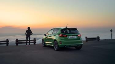 2022 Ford Fiesta ST –rear quarter