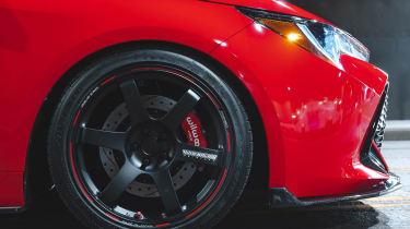 Toyota Corolla SEMA concept - wheels