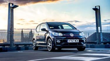 Volkswagen Up GTI front