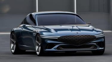 Genesis X Concept - front quarter