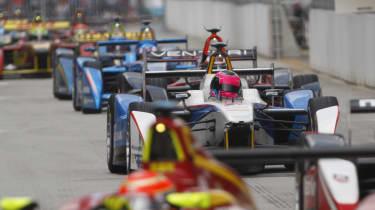 Formula E Putrajaya race