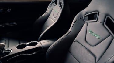 Ford Mustang Bullitt – seats