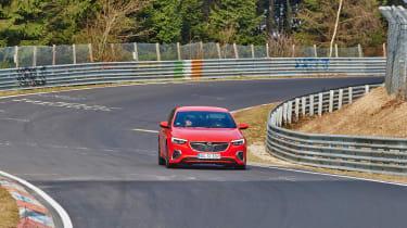 Vauxhall Insignia GSi Gran Sport – front