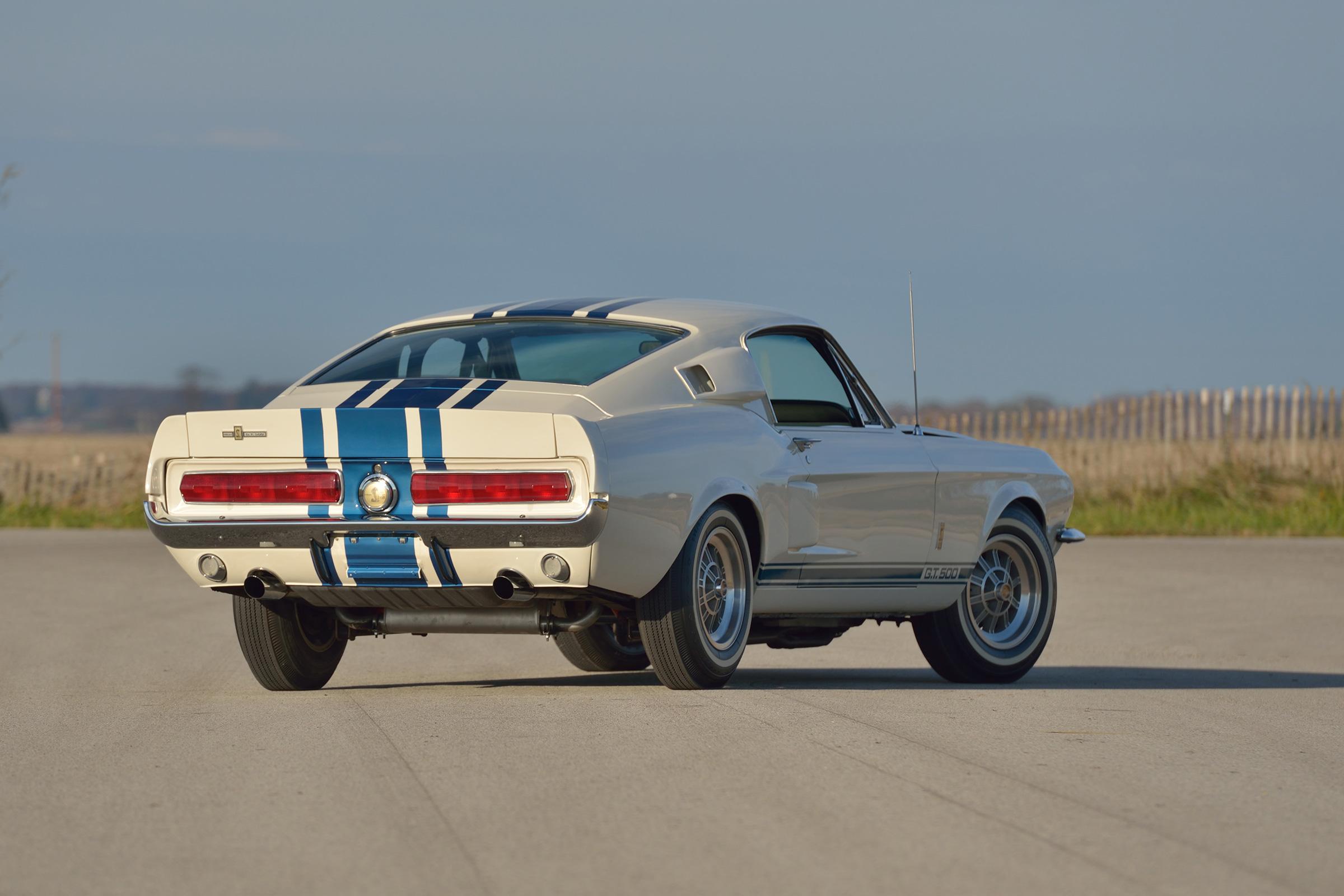 1967 Shelby Gt500 Super Snake Sells For Record Breaking 2 2million Evo