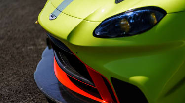 Aston Martin Racing Vantage GTE - front grill