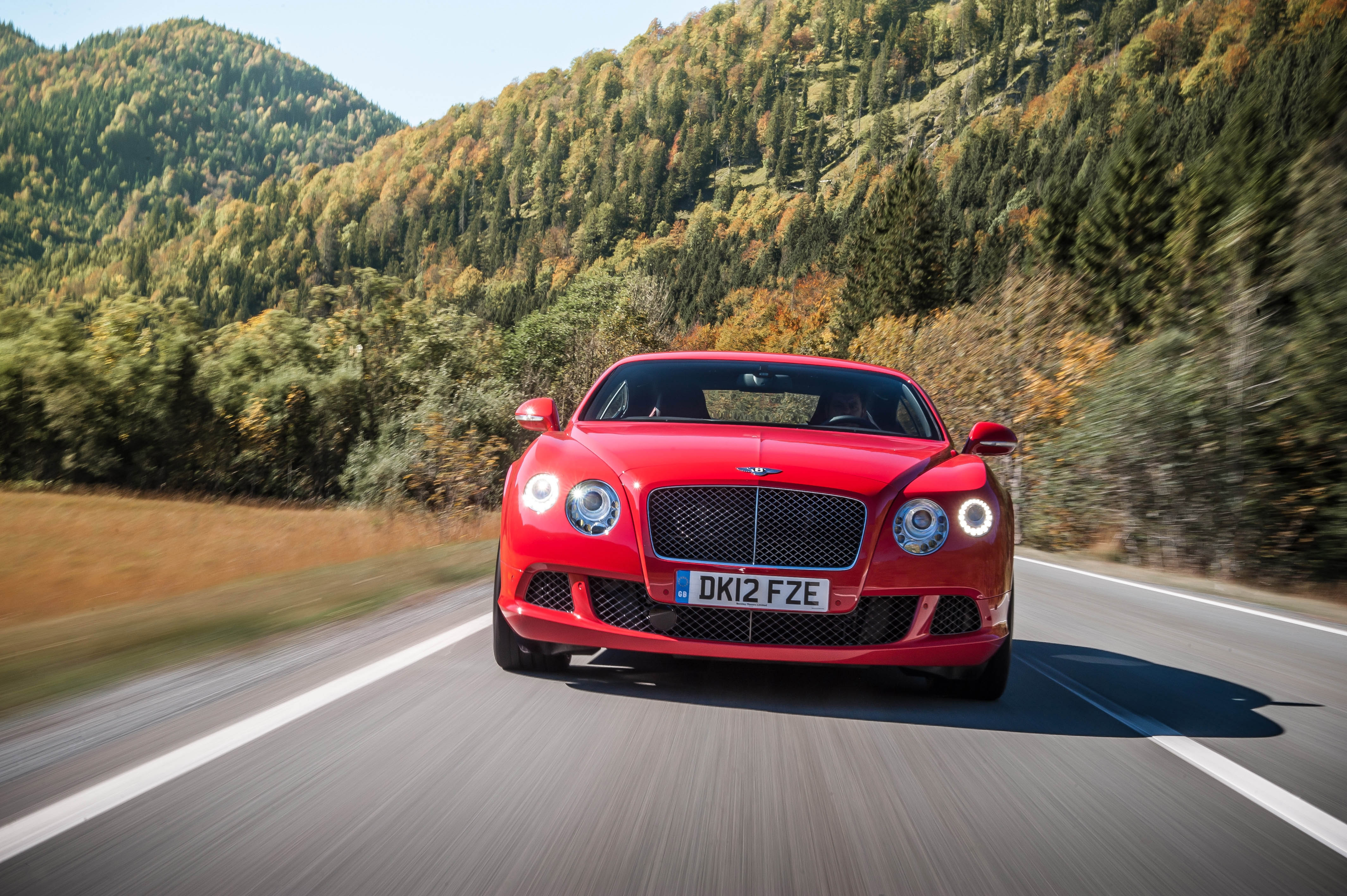 Bentley Continental Gt Speed Review Price Specs And 0 60 Time Evo