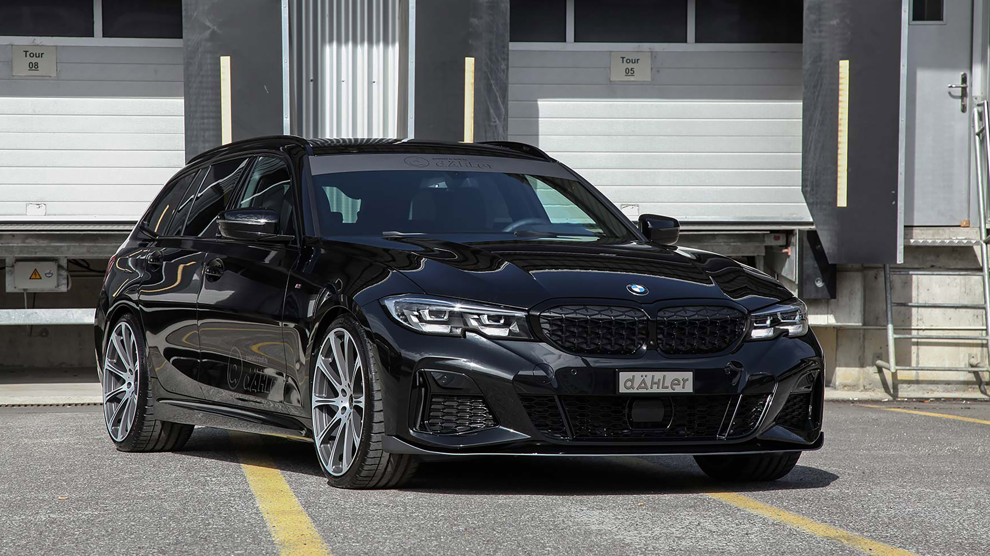 This Dahler Bmw M340i Xdrive Is An M3 Touring Alternative Evo