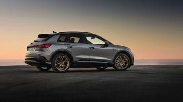 Audi Q4 e-tron – side static