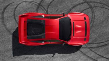 Kimera Automobili 037 –top