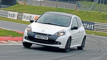 Renault Sport Clio 200 - front quarter