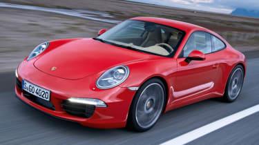 All-new Porsche 911