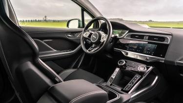 Jaguar I Pace – dash