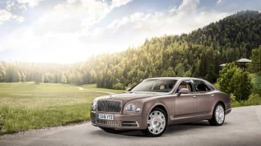 Bentley Mulsanne - static