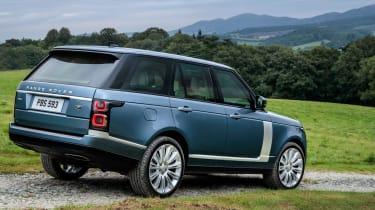 MY18 Range Rover - rear quarter
