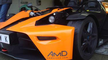 AmD Technik KTM X-Bow