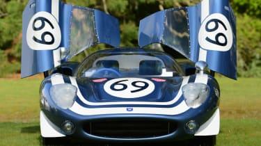 Ecurie Ecosse LM69 - front