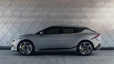 576bhp Kia EV6 GT revealed – profile
