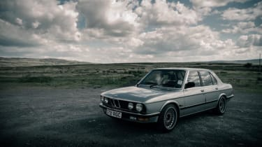 BMW 535i (E28) by @Joe_Hallenbeck