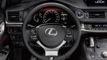 Lexus CT 200h 2014 update