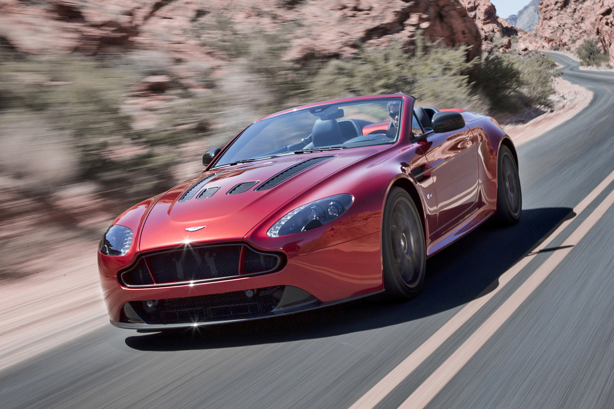 Aston Martin V12 Vantage S Roadster News Price And Specs Evo